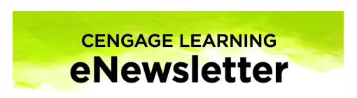 Cengage Learning eNewsletter